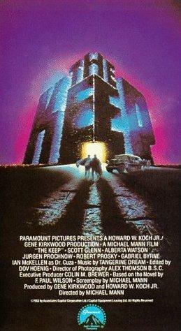 Poster do filme The Keep.