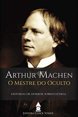 Foto do autor Arthur Machen