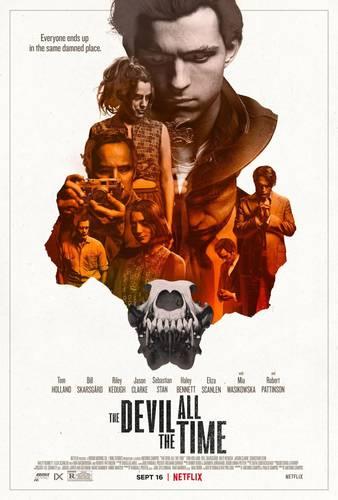 O diabo de cada dia - Netflix - Canto do Gárgula