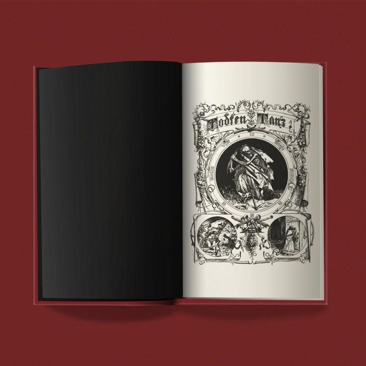 O Labor da Morte Uma Dança Macabra - Ferdinand Barth - Editora Sebo Clepsidra