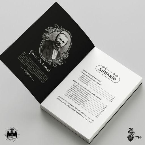 A Mão Encantada e outros contos - Gérard de Nerval - Pyro Books