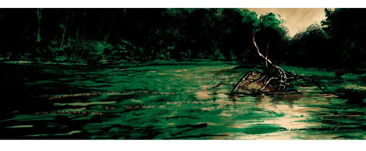 Um Sussurro nas trevas - H P Lovecraft - Skript Editora