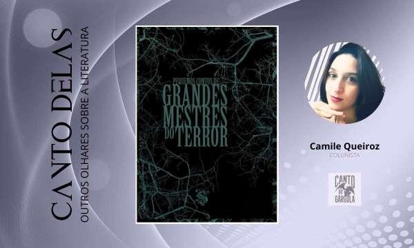 Pequenos Contos dos Grandes Mestres do Terror - Organizador Daniel Braga - Skript Editora