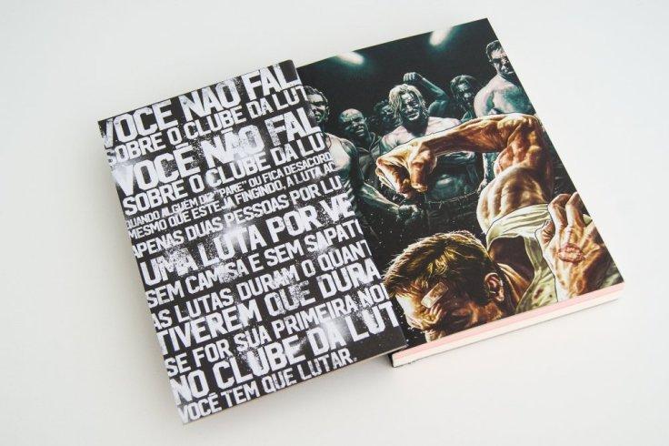 Clube da luta - Editora Leya - Canto Delas - Déborah Araújo