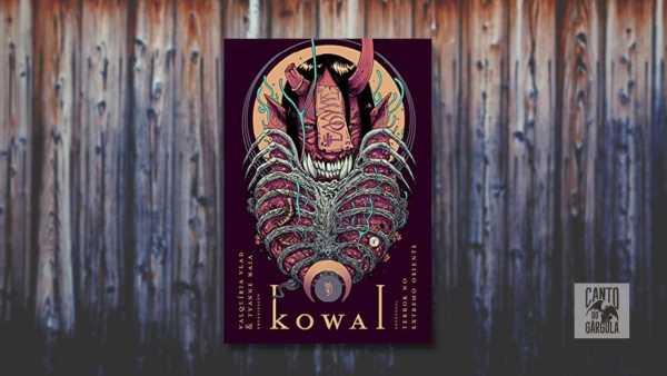 Kowai - Organizado por Valquíria Vlad e Tyanne Maia - Editora Wish