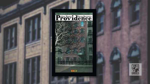 Providence - Volume 1 - Allan Morre e Jacen Burrows - Editora Panini