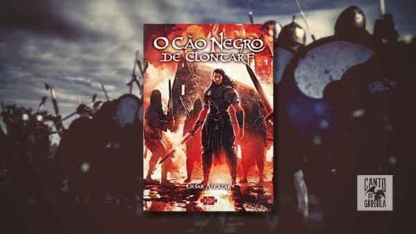O Cao Negro de Contarf - Cesar Alcazar - AVEC Editora