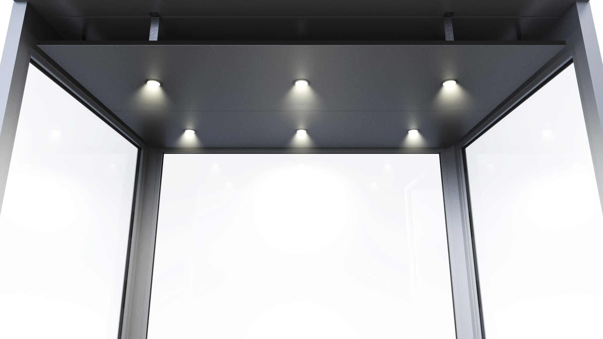 CE-1520 Ceiling View