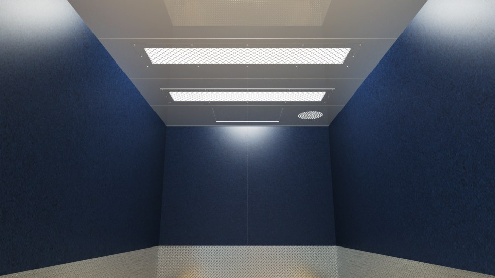 S-CE-1503 Ceiling View