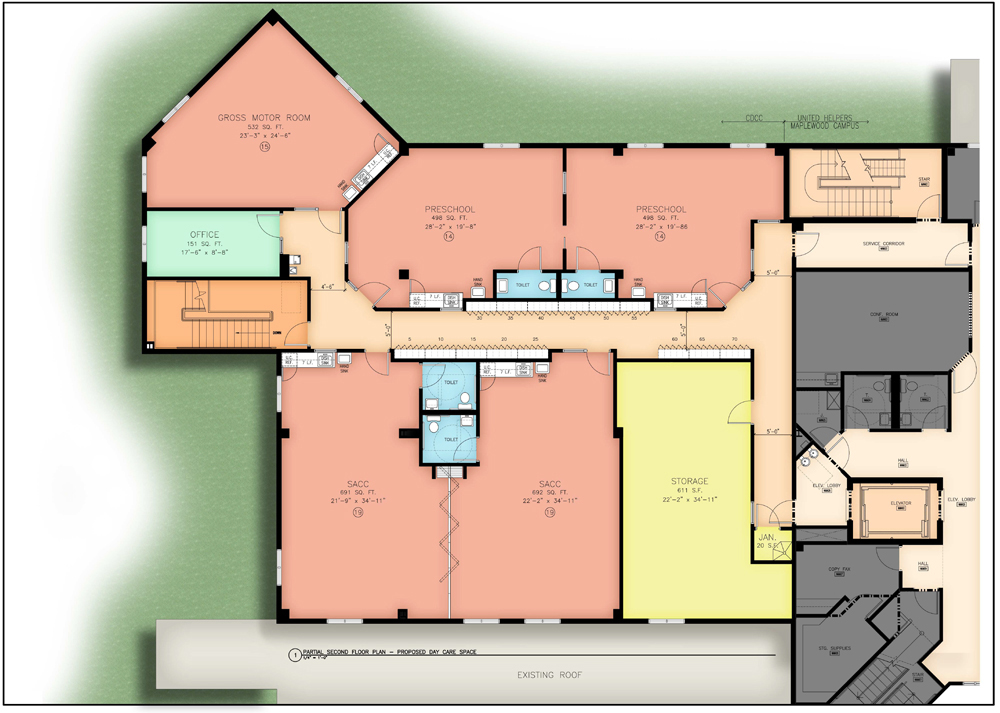 CDCC Floor Plan - Expansion