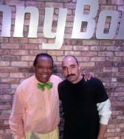 Had a great time at the Syracuse Funny Bone with John Witherspoon