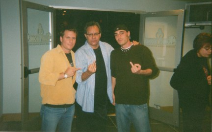 Omaha Funny Bone with Kjell Bjorgen and Lewis Black