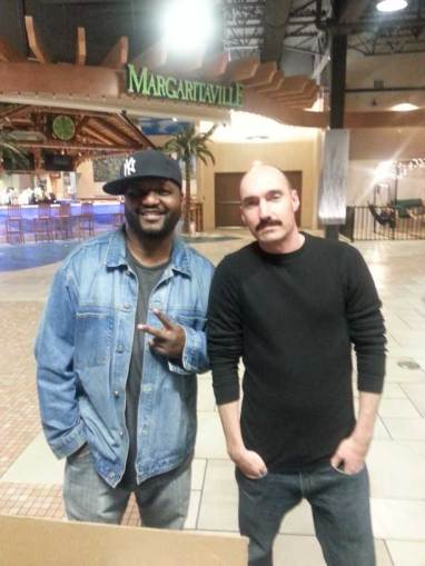 Syracuse Funny Bone with Aries Spears