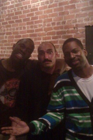 Tampa Improv with Garrick Dixon and Tony Rock