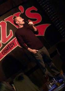 Cozzy's Comedy Club (Newport News, VA)