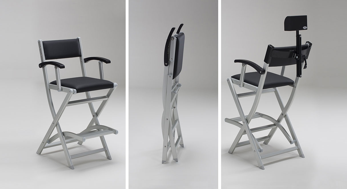 Reclining Makeup Chair The Original Makeup Artist Chair By Cantoni