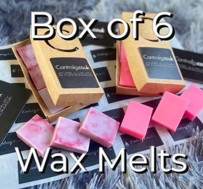 No Glitter Wax Melts