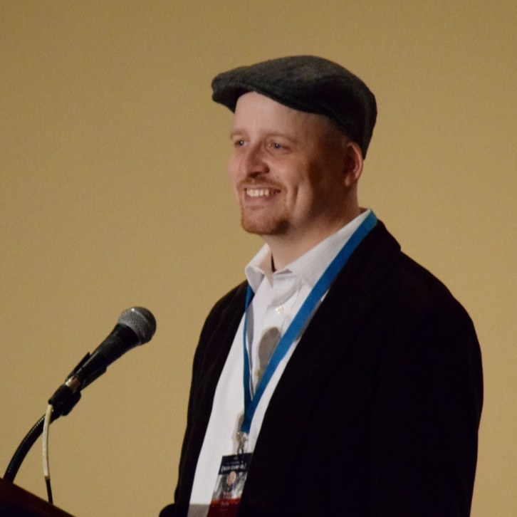 Chris Wiegman at WordCamp US 2015