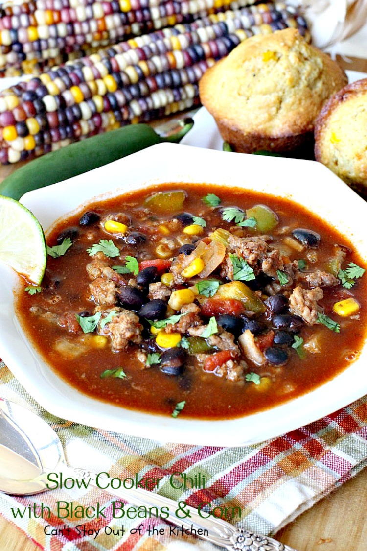 slow cooker chili recipes recipe crock pot easy beef with beans