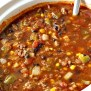 Slow Cooker Chili With Black Beans And Corn Can T Stay