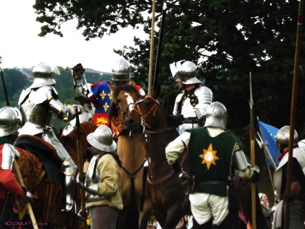 Bedford's Men & Northumberland's - Foes