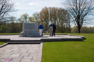 Discussing Ypres from Hill 65