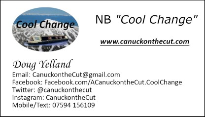 Business Card new with edge