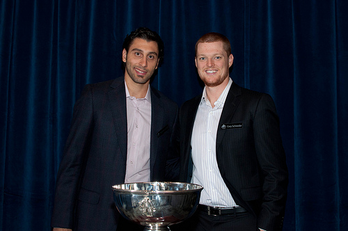 The Biggest Difference Between Luongo And Schneider Canucksarmy