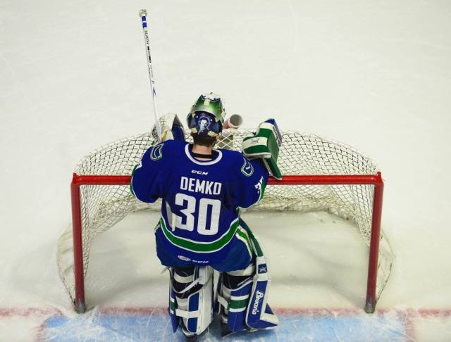 News and Notes: Demko, Prospects, Bertuzzi, and Fan Experience