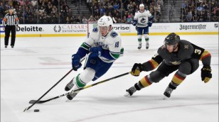7c4406df17a Vancouver Canucks vs Vegas Golden Knights Post Game Recap  Dads In The  Desert