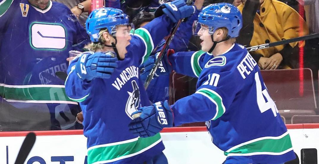 Canucks Army Game Day 48 – Canucks Vs. Oilers (Beet or Be ...