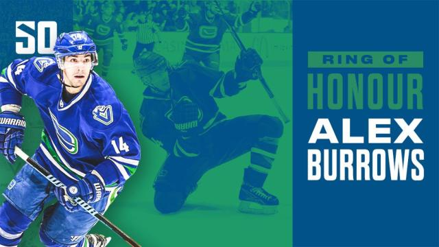 Burrows will be added to the Ring of Honour