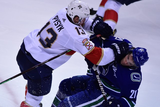 Are The Canucks Tough Enough To Survive The Pacific Division?