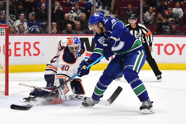 Canucks Army THE GAME DAY – Canucks @ Oilers