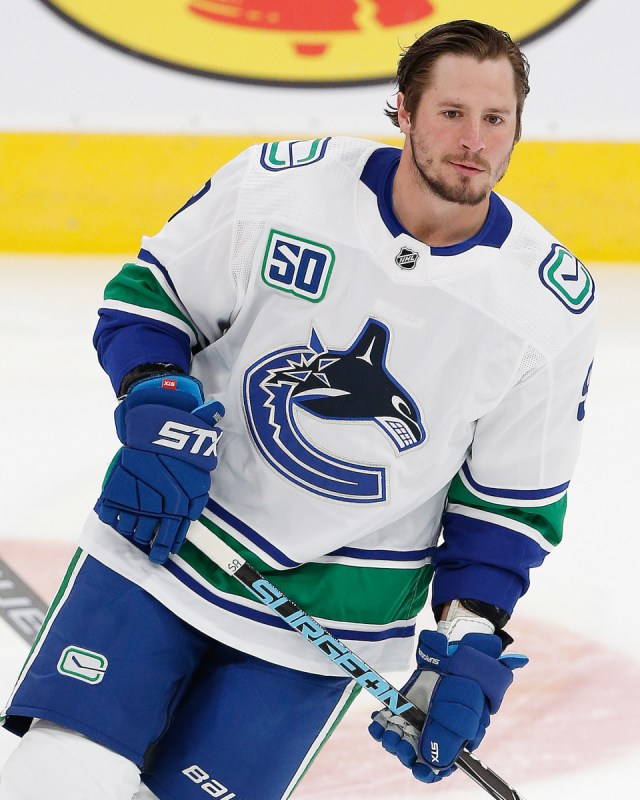 Canucks Army THE GAME DAY – Canucks @ Blues