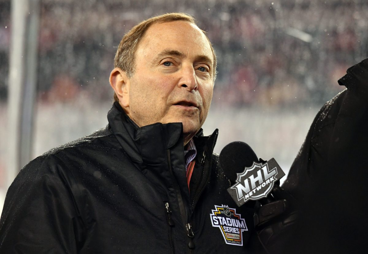 Expect announcement on NHL's phase two this week, report says
