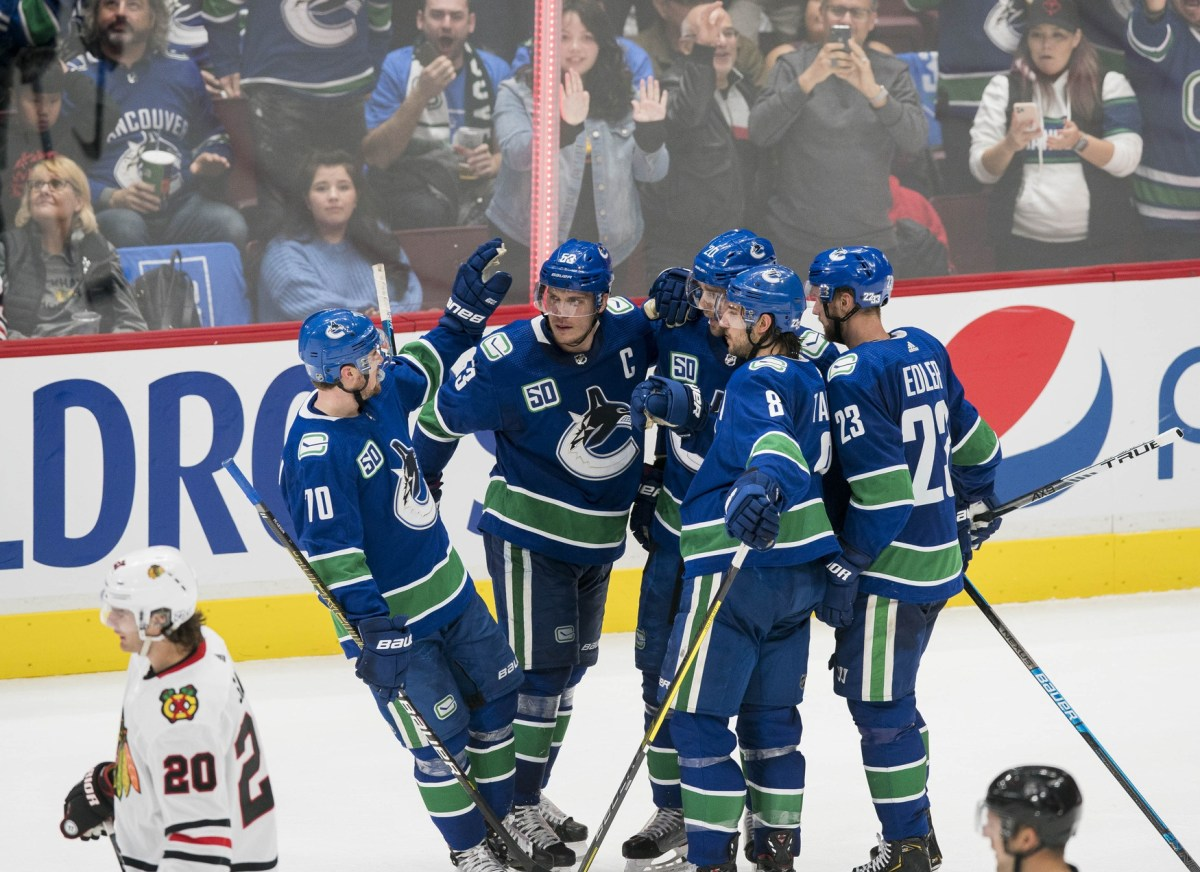WWYDW: The Canucks winning it all this year