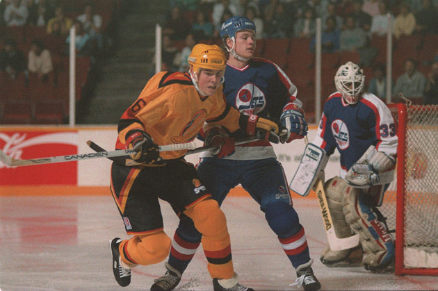 Throwback Thursday: This week in 1988, Trevor Linden scores first NHL goal