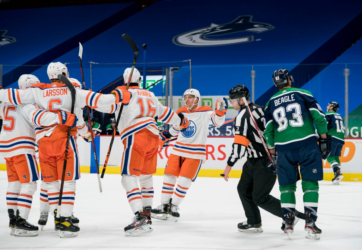CanucksArmy post game: Three up, four down as Canucks strikeout and lose 4-3 to the Oilers