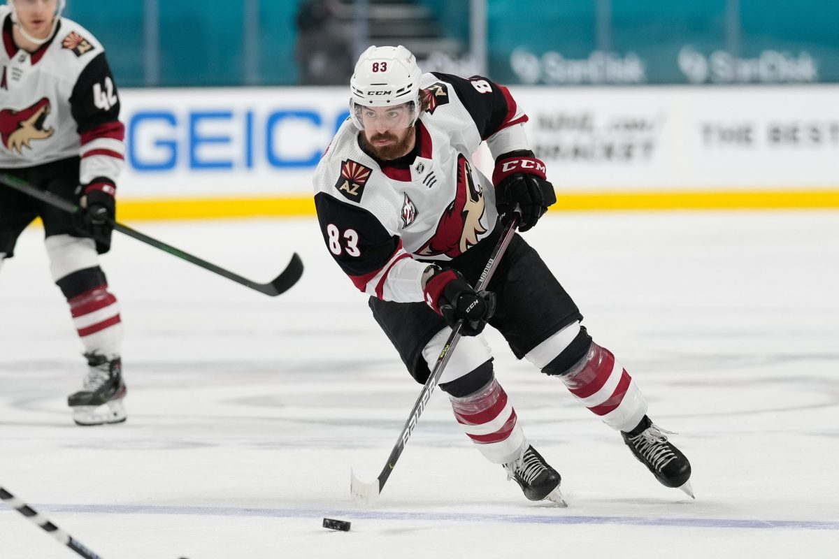 Vancouver Canucks sign Conor Garland to five-year extension