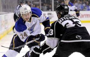 The Los Angeles Kings and St. Louis Blues could be battling for top spot in the Western Conference this season.