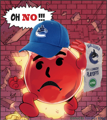 Canucks fans stop drinking the Kool Aid