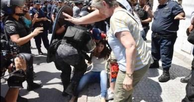 Desde la CTA Matanza expresamos nuestro más enérgico repudio a la represión policial en Jujuy,