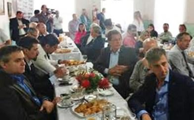 """El programa """"Producción en tu Municipio"""" reunió a más de 30 PyMEs en Cañuelas"""