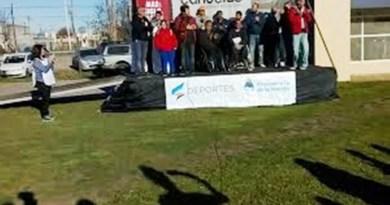 , Cañuelas, se lanzó la Escuela Paralímpica., Cañuelas Noticias - Noticias de Argentina