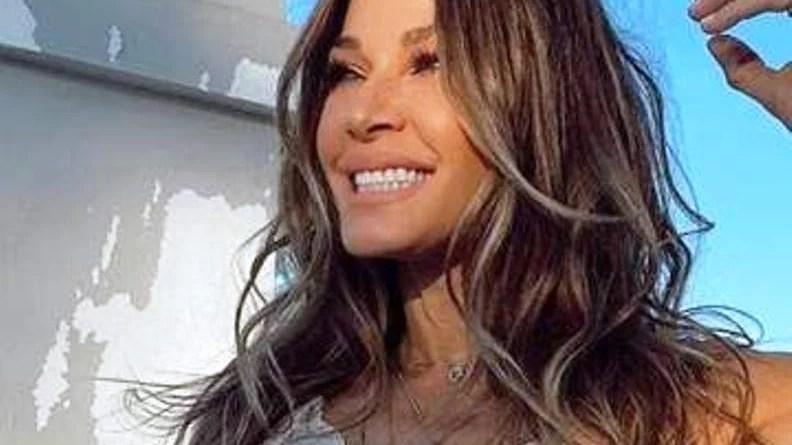 La actriz Venezolana mostró su figura