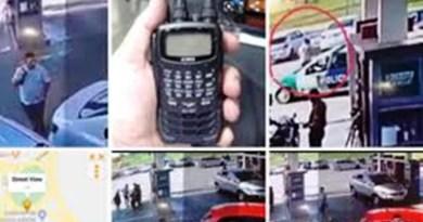 , Cañuelas robo con inhibidor de alarma en la estación de servicio Axion., Cañuelas Noticias