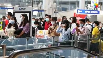 Coronavirus de Wuhan, datos oficiales 170 muertes, 7811 personas afectadas, graves 1370 personas y 124 superando la enfermedad.