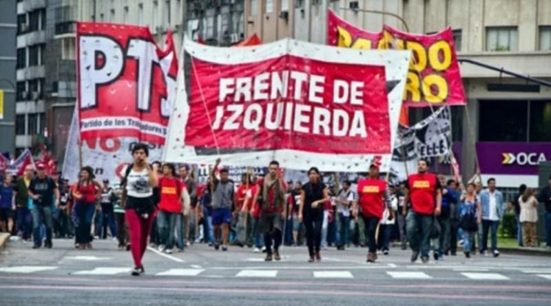 , Frente de Izquierda, el Miércoles 12, 17.30h movilización a Plaza de Mayo¡Abajo el pacto para pagar la deuda! ¡Fuera el FMI!, Cañuelas Noticias-CNoticias de Argentina