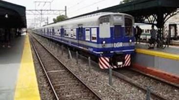 Trenes Constitución - Ezeiza – Cañuelas